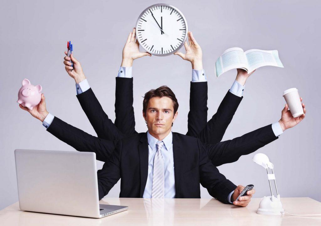Time management methodto work hard - rest effectively